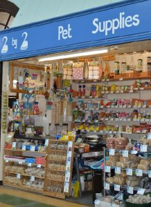 2 by 2 Pet supplies market stall